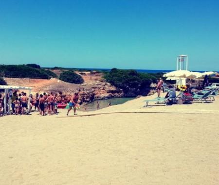 Spiaggia Achei